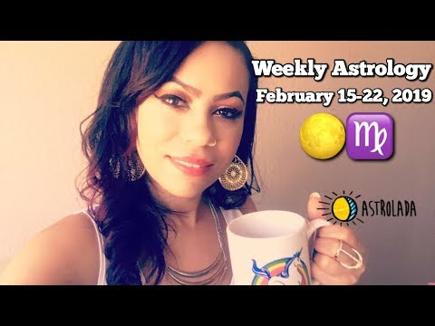 Weekly Horoscope for Feb 15-22, 2019 & Celebrity Coffee Talk! | Ted Bundy