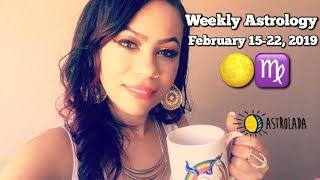 Weekly Horoscope for Feb 15-22, 2019 & Celebrity Coffee Talk! | Ted Bundy