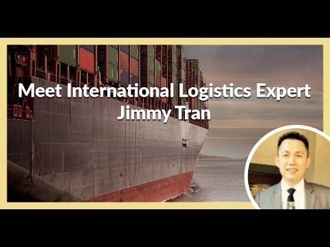 Meet International Logistics Expert Jimmy Tran