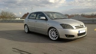 Toyota Altis/Corolla Modified