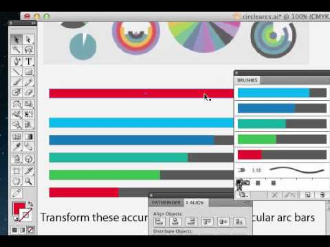 Infographic Tutorial infographic tutorial illustrator cs5 : Infographics 101: Creating handmade beautiful and accurate Arc ...