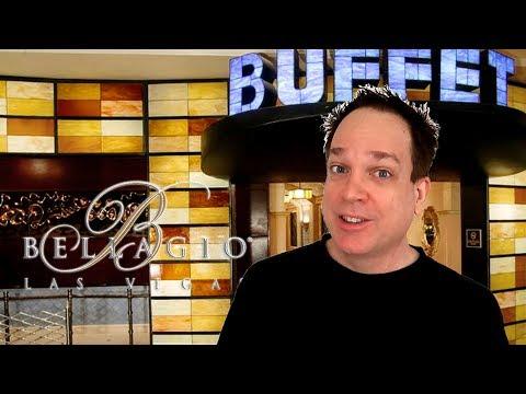 The Bellagio Vegas BUFFET - Taste of Bellagio!
