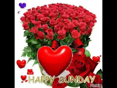 Happy Sunday Gif Youtube