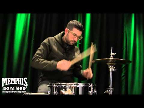 Mark Guiliana at Memphis Drum Shop - More Sound with Less Gear