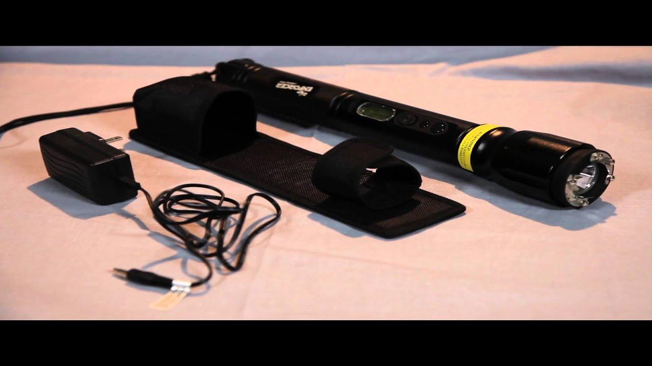 Zap Enforcer 2 Million Volt Stun Gun Flashlight Updated Youtube Schematic Diagram