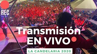 Jimmy Sale Calor TRANSMISION EN VIVO La Candelaria 2020