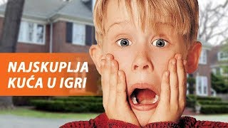 """KUPIO SAM KUĆU IZ """"SAM U KUĆI"""" - House Flipper (EP21)"""