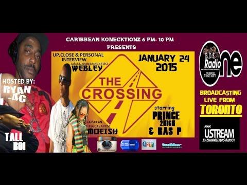 LIVE BDS RADIO ONE CARIBBEAN KONECKTIONZ SHOW 2015