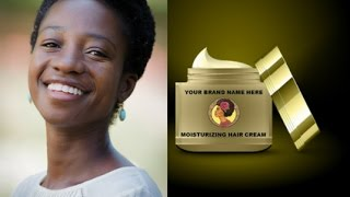 Start a Natural Hair Product Line (Video 3) - When and How to Use Bulk Bases