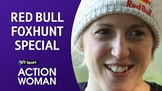 Rachel Atherton at Red Bull Foxhunt | BT Sport