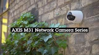 AXIS M3115-LVE vidéo