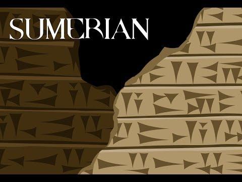 the sumerian creation myth