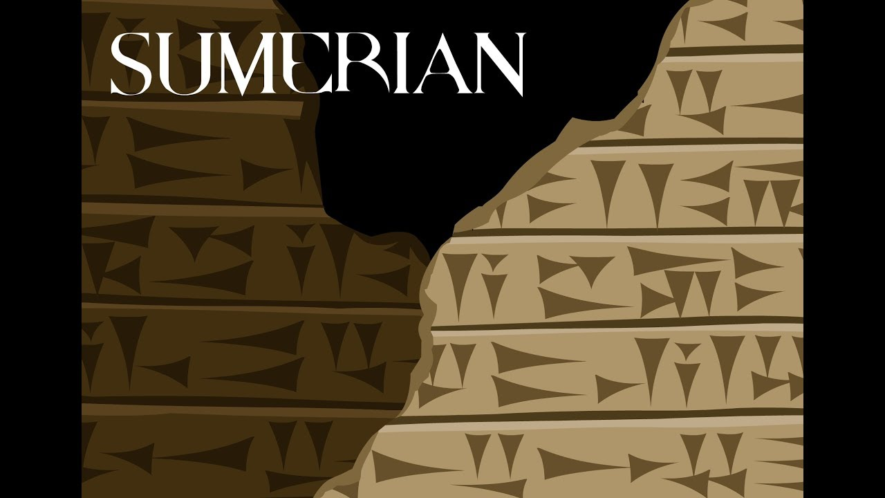 the sumerian creation myth