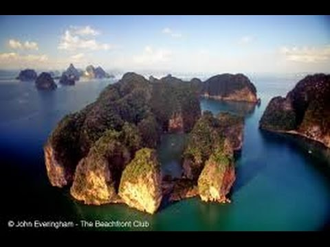 Koh Hong Island Thailand Phang Nga Bay