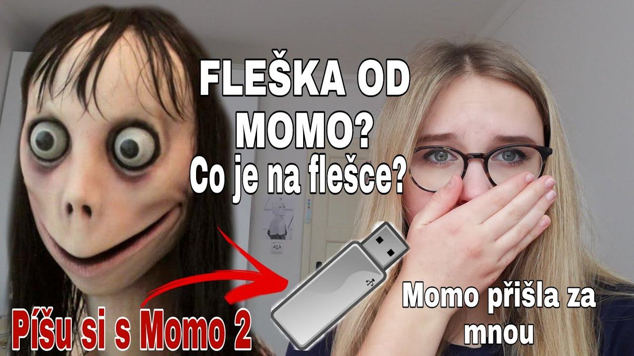 Download PŘEŽILA JSEM?! PÍŠU SI S MOMO 2 ČÁST//Smile by Viky
