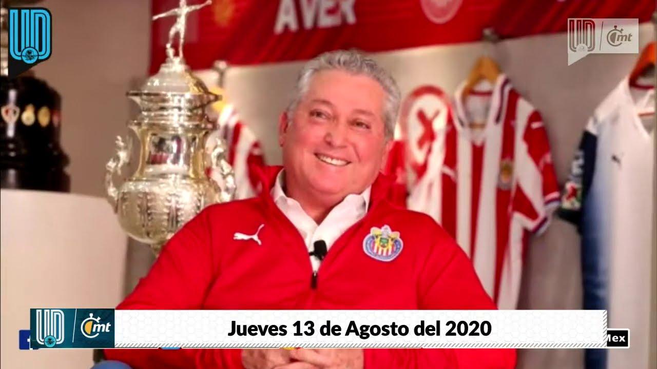 Presentan en Chivas a Vucetich como nuevo técnico, actividad de la Champions League, #Fusión