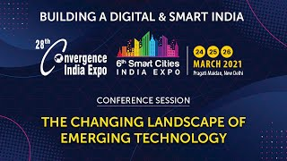 Conference Session on The Changing Landscape of Emerging Technology