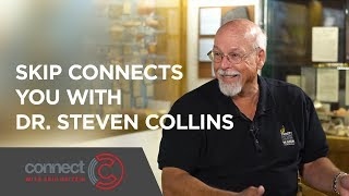 Skip Connects You with Dr. Steven Collins | Connect with Skip Heitzig