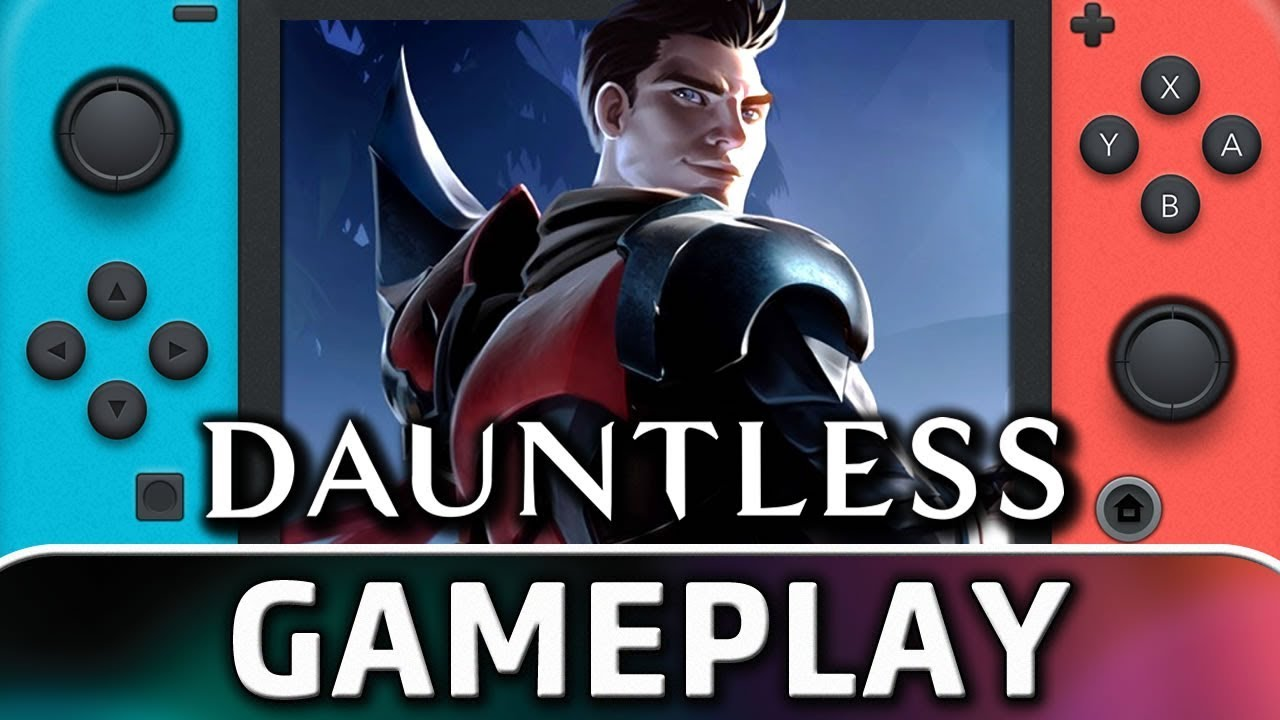 Dauntless | First 15 Minutes on Nintendo Switch