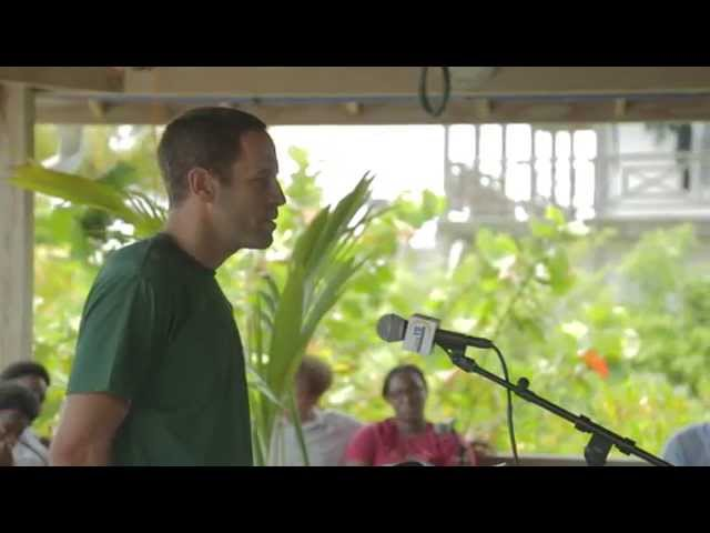 I Sea Change: Youth Action Island Summit with Jack Johnson