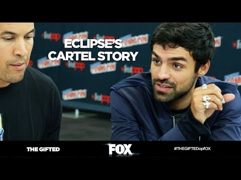 THE GIFTED  Meet Ese Sean Teale  FOX