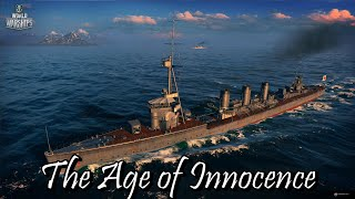 World of Warships - The Age of Innocence