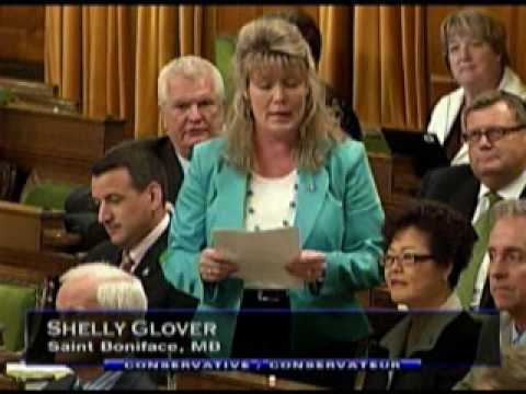 Shelly Glover Speaks In The House Of Commons About Aboriginal Day On June 15 2009