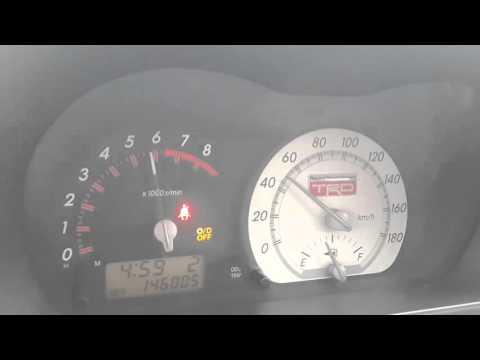 1nz turbo 0,5 bar UpGarage custom