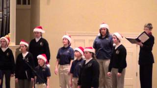 03 It Feels Like Christmas - Arranged & Directed by: Katrina Olson - Vivace! Kids Choir -