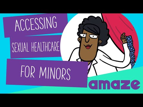 Accessing Sexual Health Care for Minors