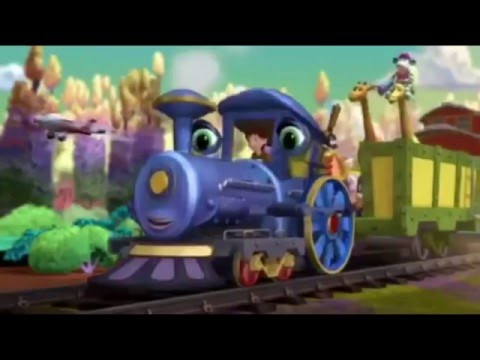 """The Little Engine That Could Movie """"I Think I Can"""" Song"""