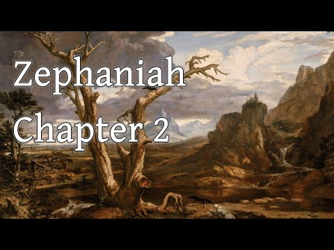 The Book of Zephaniah - 2