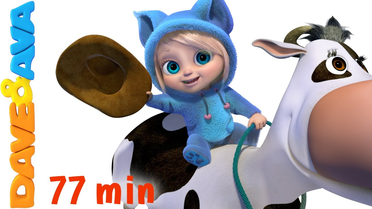 Nursery Rhymes Collection And Many More Songs For Kids