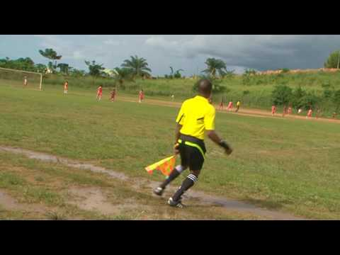 KingSolomon FC v Kotoku Royals - First Half: Division One League Ghana