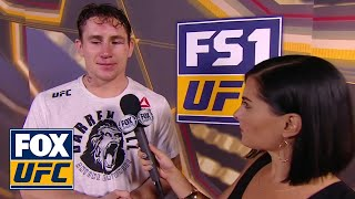 Darren Till talks to Megan Olivi | INTERVIEW | UFC 228