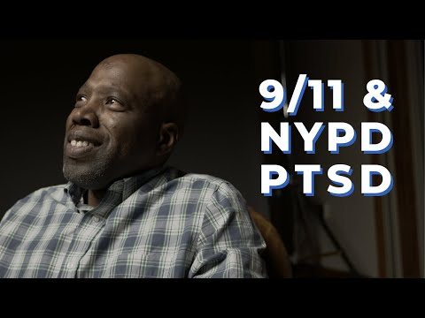 Police Officer's Cumulative PTSD After 9/11 | First Responder Mental Health Recovery
