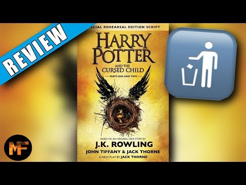 Harry Potter & The Cursed Child Book Review