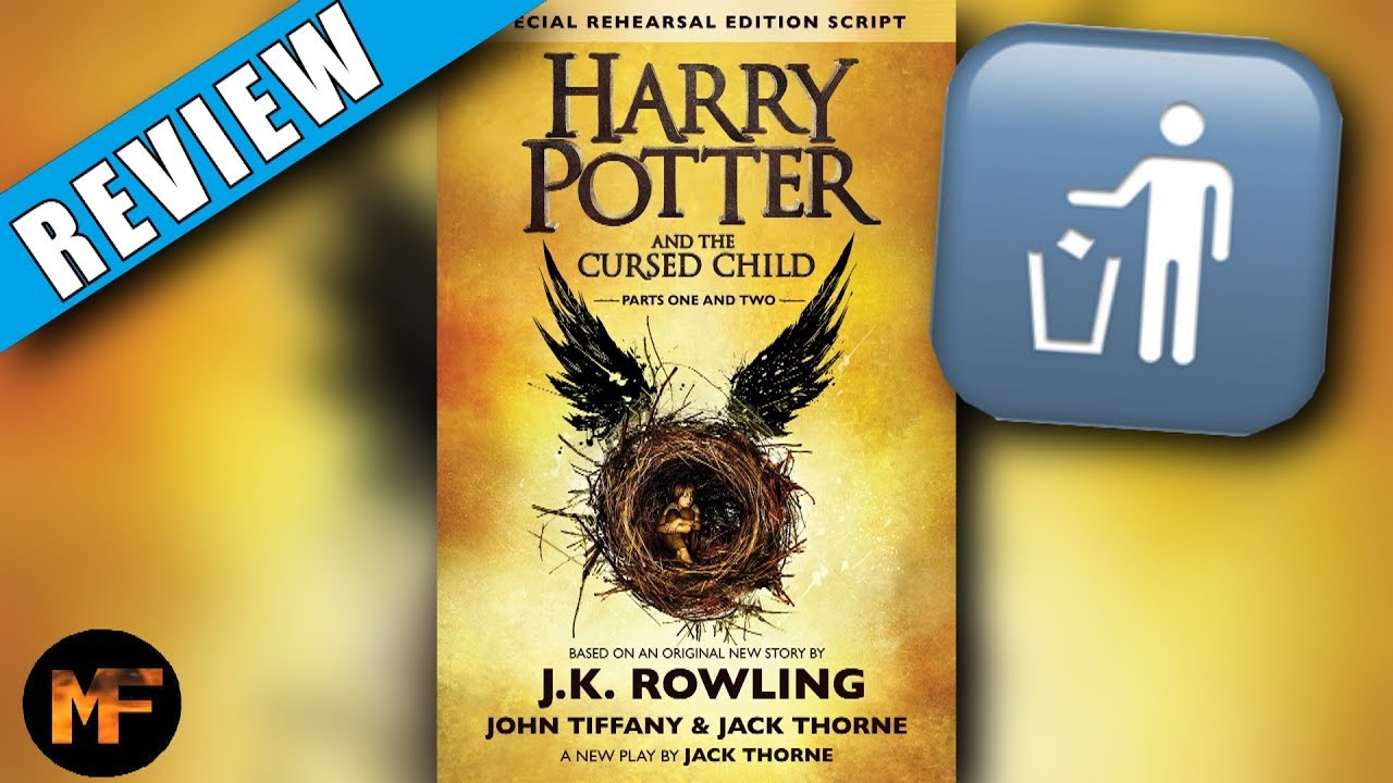 Download Harry Potter & The Cursed Child Book Review