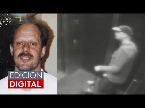 Revelan Nuevas Imágenes Del Pistolero De Las Vegas En El Hotel Siete Días Antes De La Masacre