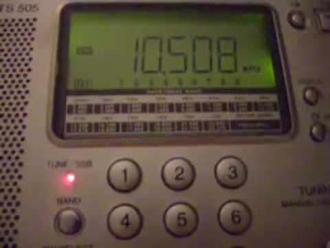 NEW 10508kHz Asian numbers station or oddity