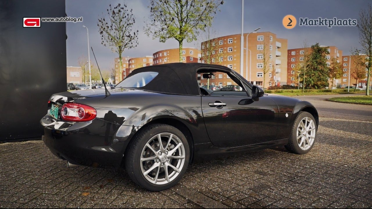 mazda mx 5 nc buyers review youtube. Black Bedroom Furniture Sets. Home Design Ideas