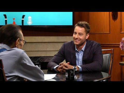 If You Only Knew: Justin Hartley | Larry King Now | Ora.TV