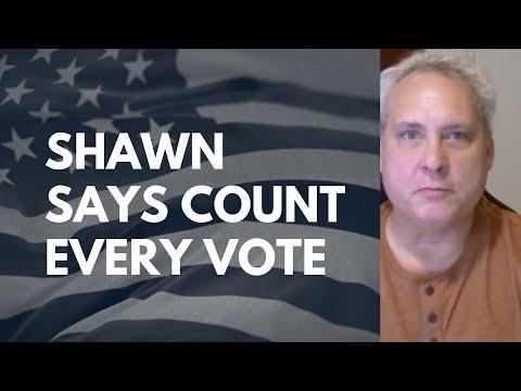 Shawn, a former NC House representative, talks election integrity: