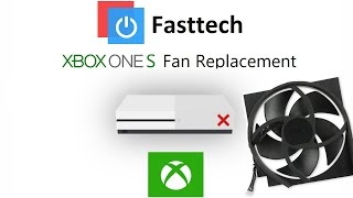 Xbox One S Fan Replacement (Overheating, Turning Off, Insufficient  Ventilation Fix)