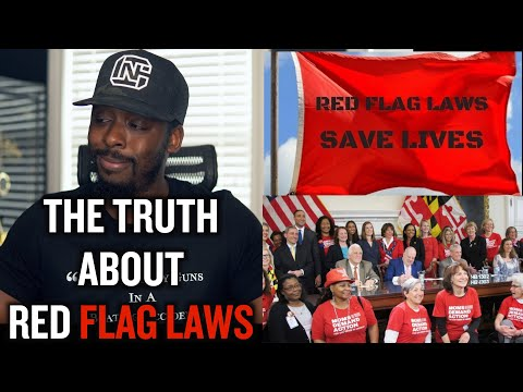 The TRUTH About RED FLAG LAWS