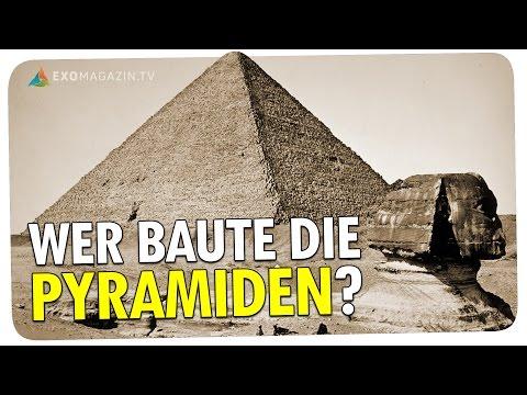 DAS GEHEIMNIS DER CHEOPS-KARTUSCHE - Wer baute die Pyramiden? | ExoMagazin