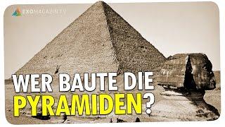 DAS GEHEIMNIS DER CHEOPS-KARTUSCHE - Wer baute die Pyramiden?   ExoMagazin