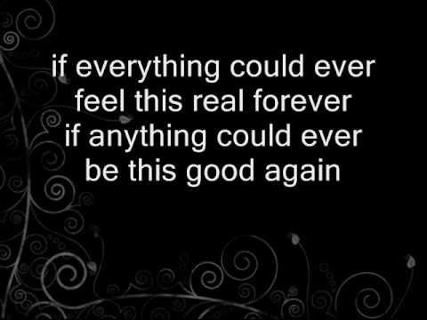 Everlong - Foo Fighters - Lyrics