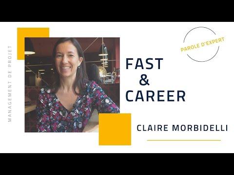 Fast & Career 8 - Claire Morbidelli