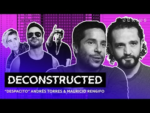 """Making Of Luis Fonsi & Daddy Yankee's """"Despacito"""" Feat. Bieber With Andrés Torres & Mauricio Rengifo"""